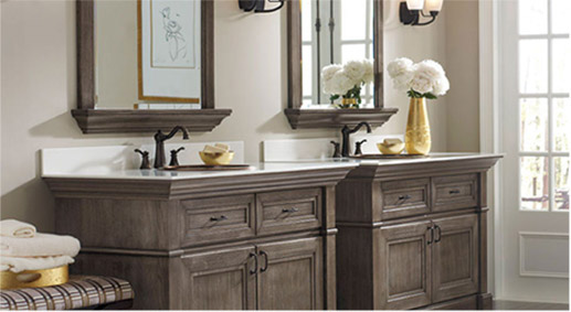 Bradley Interiors is your one-stop shop for all of your bathroom remodeling needs!